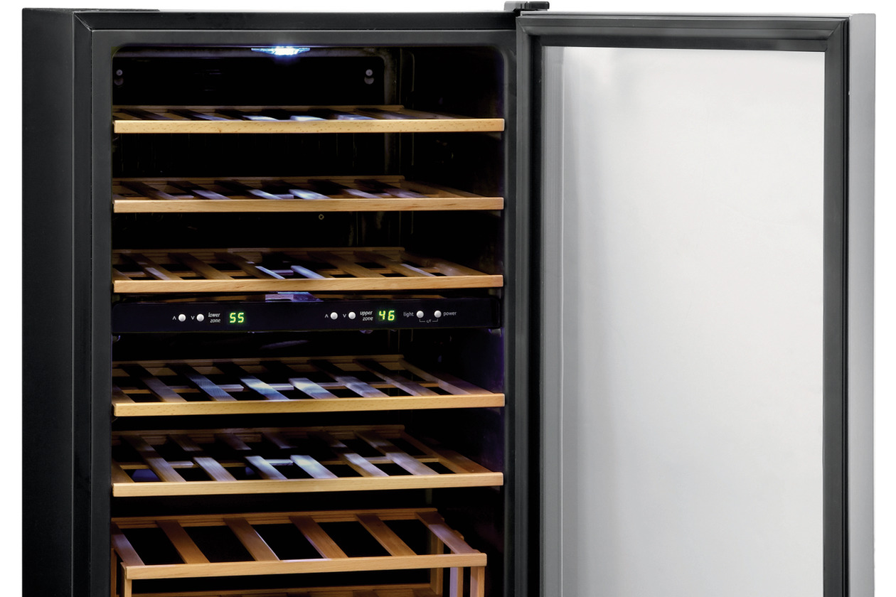 womens 24-CAN FRIGIDAIRE FRW1225 Wine cooler