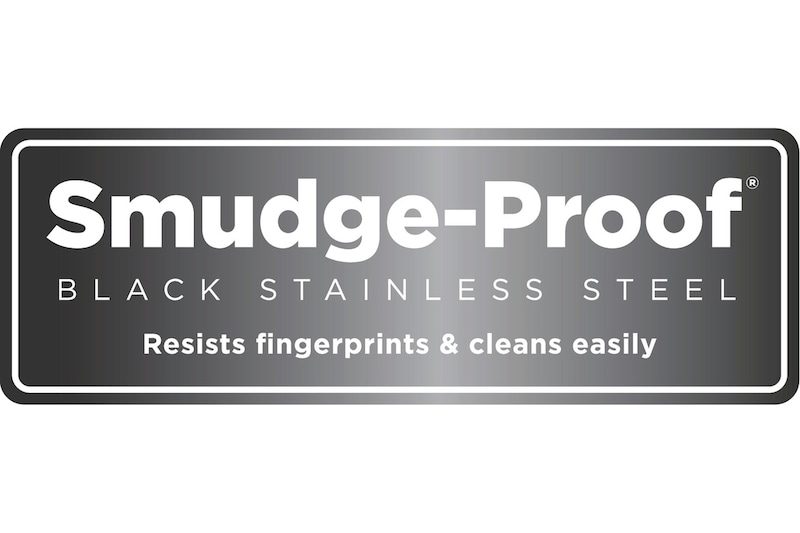 Smudge-Proof® Black Stainless Steel