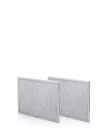 Frigidaire Filtres pour hotte de cuisinière en aluminium de 11,5po x 10po, paquet de 2