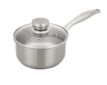 1.5 quart Stainless Sauce Pot Stainless Steel 5304513522