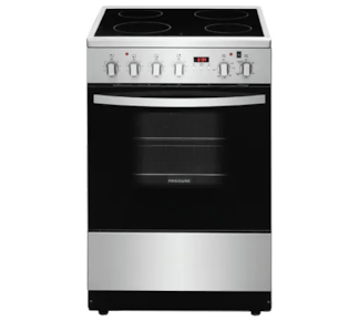 """24"""" Freestanding Electric Range Stainless Steel CFEF2422RS"""
