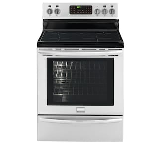 """30"""" Freestanding Induction Range Stainless Steel CGIF3061NF"""