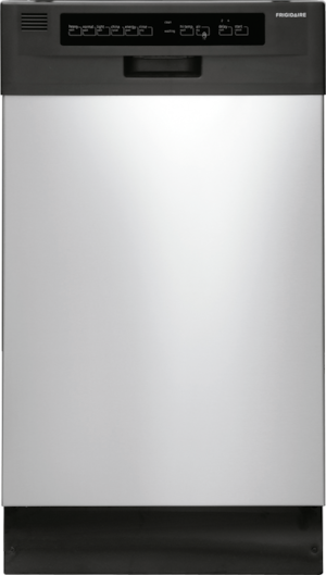 """18"""" Built-In Dishwasher Stainless Steel FFBD1821MS"""