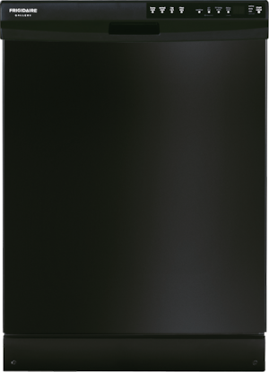 "24"" Built-In Dishwasher Black FGBD2445NB"
