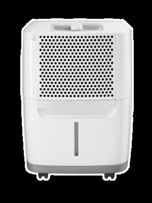 Small Room 30 Pint Capacity Dehumidifier White FAD301NWD