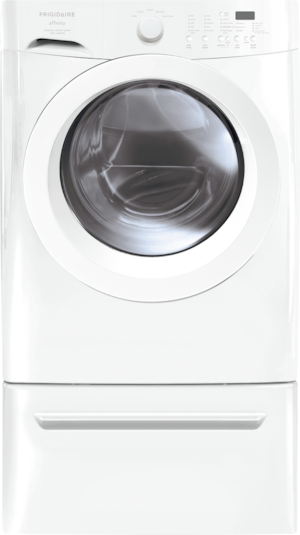3.26 Cu. Ft. Front Load Washer Classic White FAFW3801LW