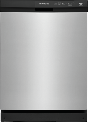 Frigidaire 24 Built In Dishwasher Stainless Steel Ffcd2413us