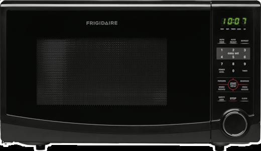 1.1 Cu. Ft. Countertop Microwave Black FFCM1134LB