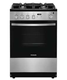 Frigidaire 24'' Front Control Freestanding Gas Range