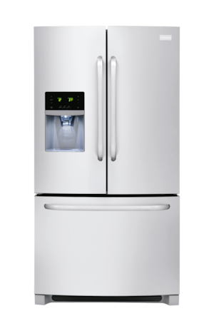 27.2 Cu. Ft. French Door Refrigerator Stainless Steel FFHB2740PS