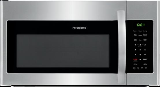 Frigidaire Four à micro-ondes à hotte intégrée de 1,8 pi cu