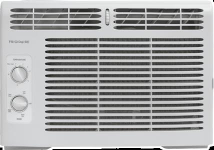 5,000 BTU Window-Mounted Room Air Conditioner White FFRA0511Q1