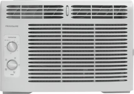 5,000 BTU Window-Mounted Room Air Conditioner White FFRA0511R1