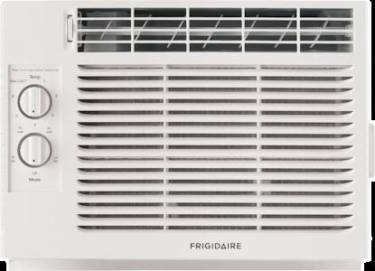 Frigidaire 5 000 Btu Window Mounted Room Air Conditioner White Ffra051za1