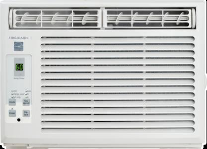 Frigidaire 5 000 Btu Window Mounted Room Air Conditioner White Ffre0533q1