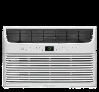 6,000 BTU Window-Mounted Room Air Conditioner White FFRE0633U1