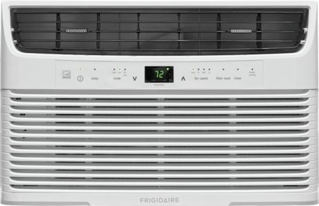 6,000 BTU Window-Mounted Room Air Conditioner White FFRE0633UE