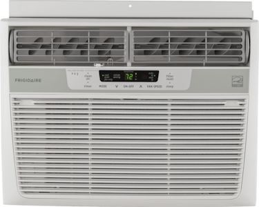 10,000 BTU Window-Mounted Room Air Conditioner White FFRE1033S1