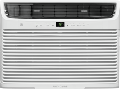 12,000 BTU Window-Mounted Room Air Conditioner White FFRE123ZA1