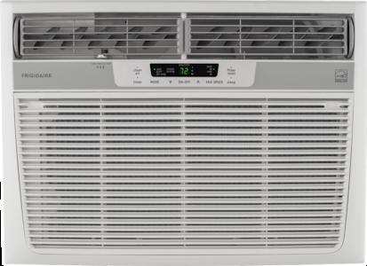 Frigidaire 15 100 Btu Window Mounted Room Air Conditioner White Ffre1533s1