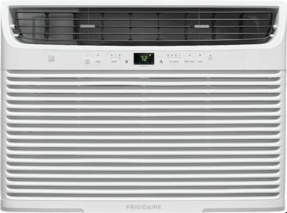 15,000 BTU Window-Mounted Room Air Conditioner White FFRE153ZA1