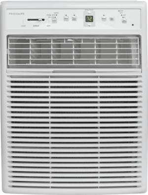 10,000 BTU Window-Mounted Slider / Casement Air Conditioner White FFRS1022Q1