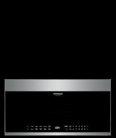 Frigidaire Gallery Four à micro-ondes à hotte intégrée de 1,9 pi cu