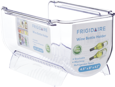 Frigidaire Wine Bottle Holder