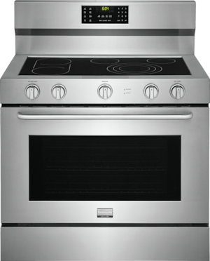 "40"" Freestanding Electric Range Stainless Steel FGEF4085TS"