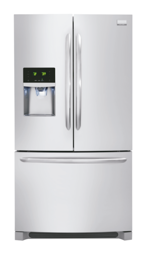 27.2 Cu. Ft. French Door Refrigerator Stainless Steel FGHB2866PF