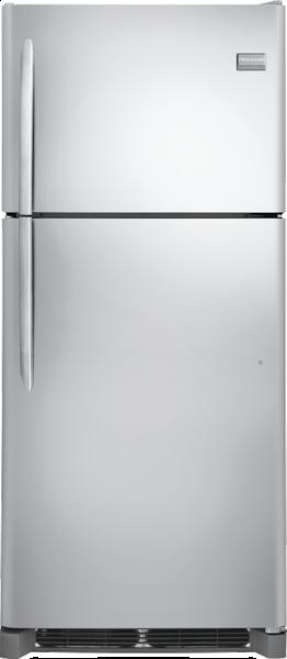 Custom-Flex™ 20.5 Cu. Ft. Top Freezer Refrigerator Stainless Steel FGHI2164QF