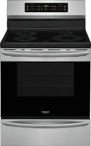 "30"" Freestanding Induction Range Stainless Steel FGIF3036TF"