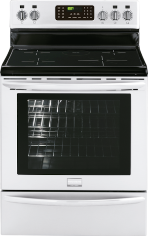 "30"" Freestanding Induction Range Stainless Steel FGIF3061NF"