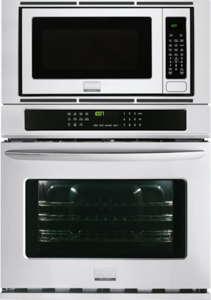 """30"""" Electric Wall Oven/Microwave Combination Stainless Steel FGMC3065PF"""