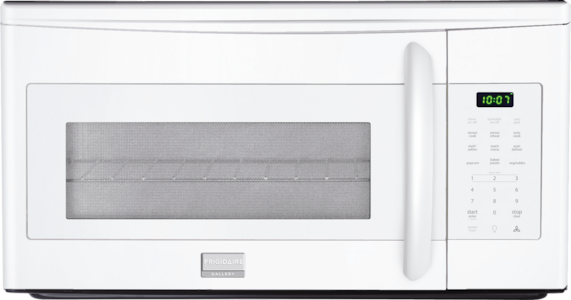 Frigidaire Gallery 1 7 Cu Ft Over The