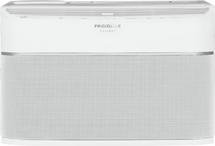 Frigidaire Gallery 8 000 Btu Cool Connect Smart Room Air Conditioner With Wi Fi Control White Fgrc0844s1