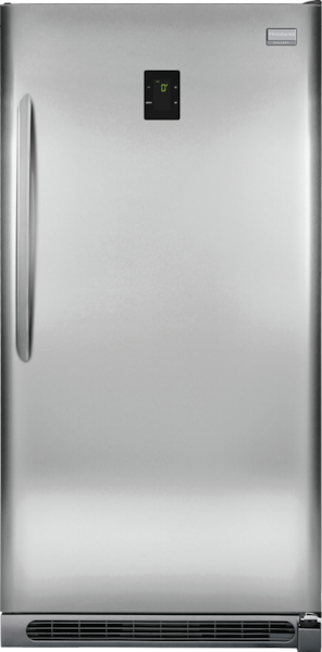 20.5 Cu. Ft. 2-in-1 Upright Freezer or Refrigerator Stainless Steel FGVU21F8QF