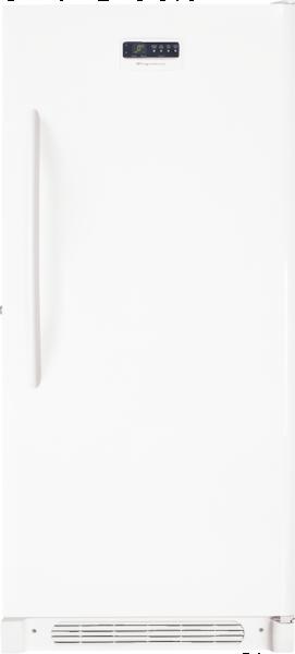 20.5 Cu. Ft. Upright Freezer White FKFH21F7HW