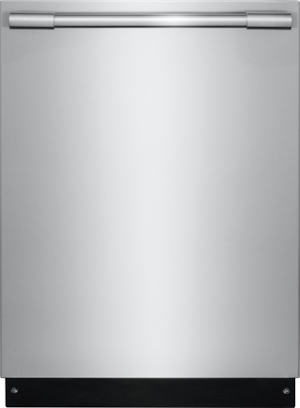 """24"""" Built-In Dishwasher Stainless Steel FPID2497RF"""
