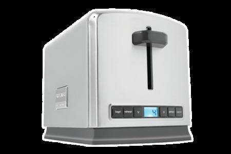 2-Slice Wide Slots Toaster Stainless Steel FPTT02D7MS