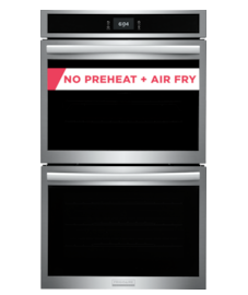 Frigidaire Gallery 30'' Double Electric Wall Oven with Total Convection