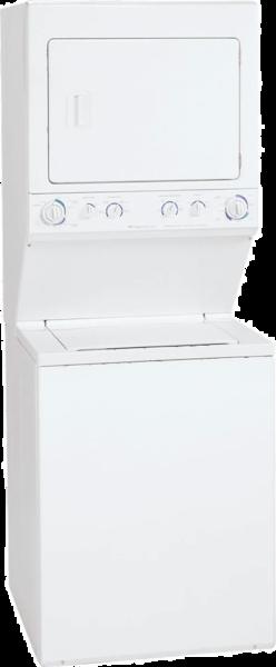Frigidaire Gallery Gas Washer Dryer Laundry Center White Glgt1031fs
