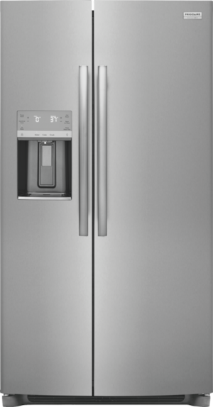 Frigidaire Gallery 22.3 Cu. Ft. 36'' Counter Depth Side by Side Refrigerator