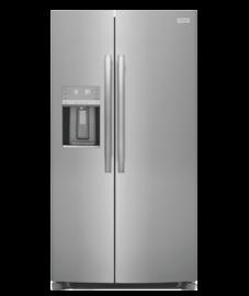 Frigidaire Gallery Réfrigérateur côte à côte de 25,6pi³ d'une profondeur standard de 36 po