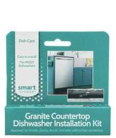 Smart Choice Granite Countertop Dishwasher Installation Kit