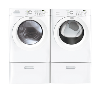 Frigidaire Affinity 3 5 Cu Ft Front Load Washer Classic White Fafw3511kw