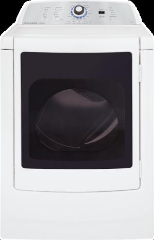 High Efficiency Gas Dryer Classic White FARG4044MW