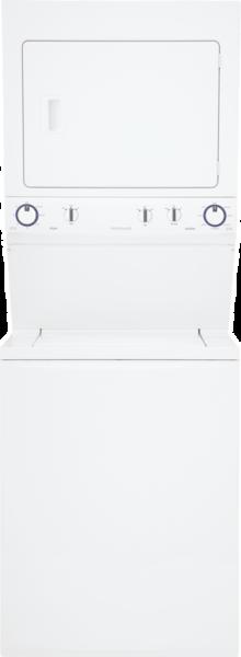 Frigidaire Gas Washer Dryer Laundry Center White Fflg1011mw