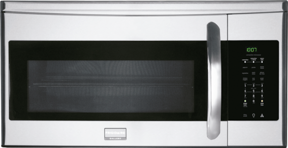 1.5 Cu. Ft. Over-The-Range Microwave with Convection Stainless Steel FGMV154CLF