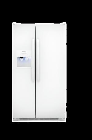 22.1 Cu. Ft. Side-by-Side Refrigerator White FFHS2311LW